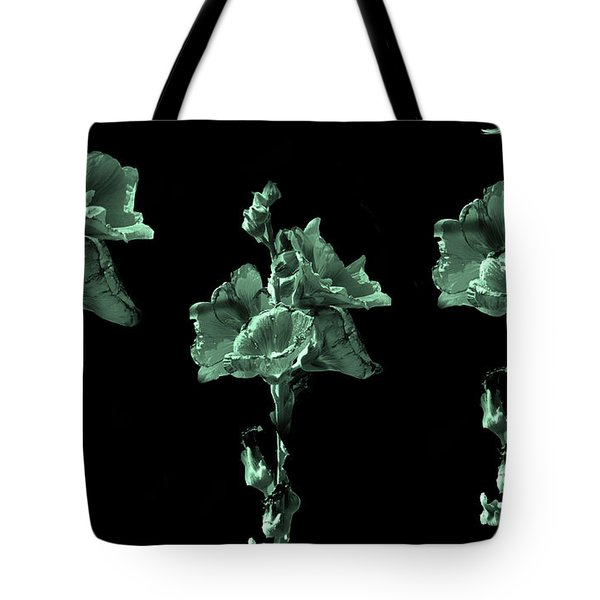 Amazing Flowers Tote Bag