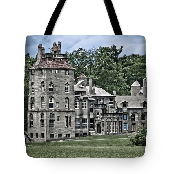 Amazing Fonthill Castle Tote Bag