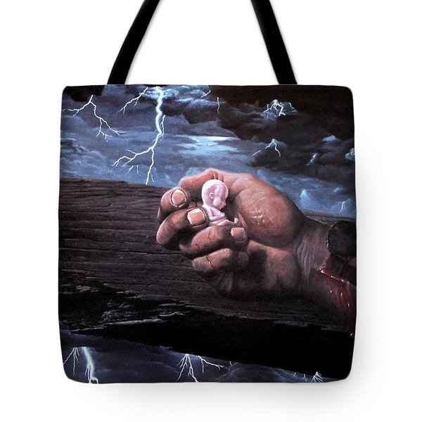 Amazing Grace Tote Bag by Bill Stephens