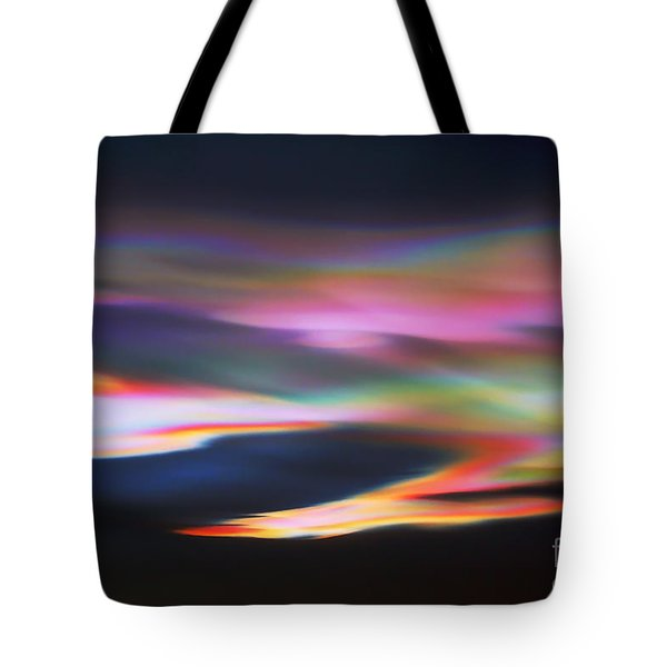 Amazing Mother Nature.. Tote Bag by Nina Stavlund