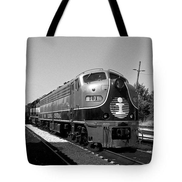 Amazing Trainyard Tote Bag