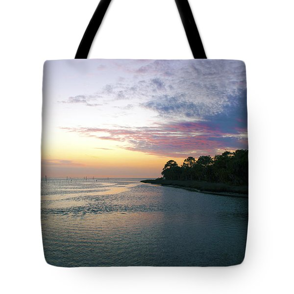 Amazing View Tote Bag