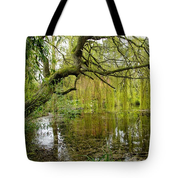 Amazingly Green Tote Bag
