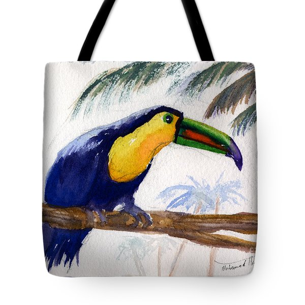 Amazonian Tote Bag by Mohamed Hirji