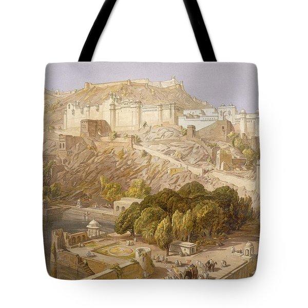 Ambair, From India Ancient And Modern Tote Bag