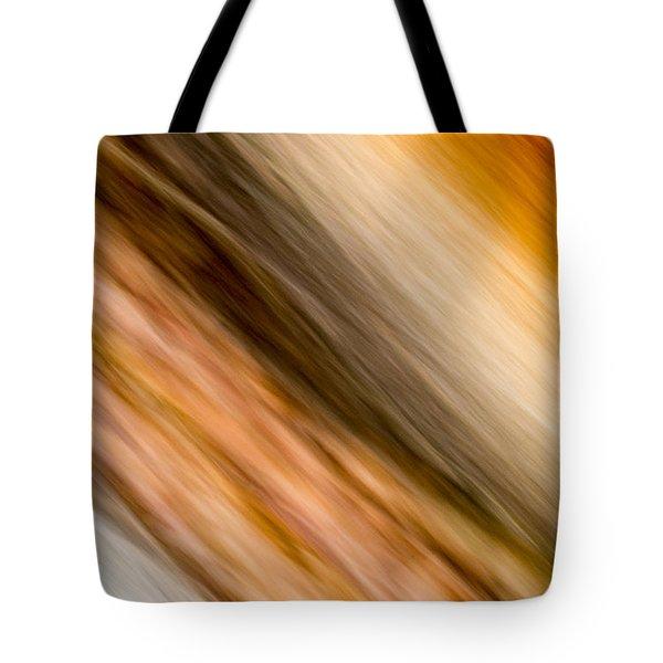 Amber Diagonal Tote Bag