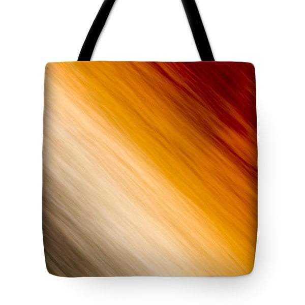 Amber Diagonal Tote Bag
