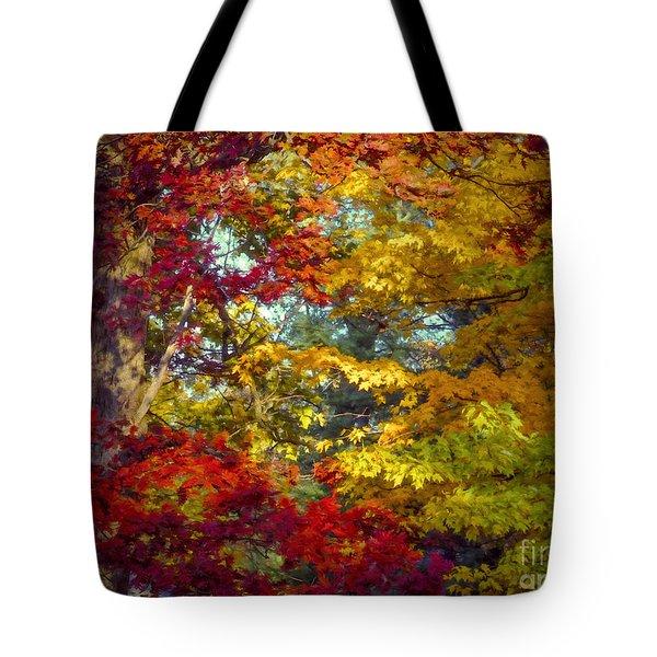 Amber Glade Tote Bag