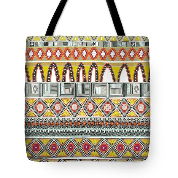 Amber Veneto Tote Bag