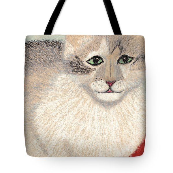 Ambers Shadow Tote Bag by Jessica Foster
