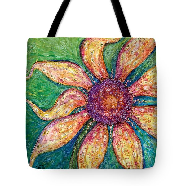 Ambition Tote Bag by Tanielle Childers