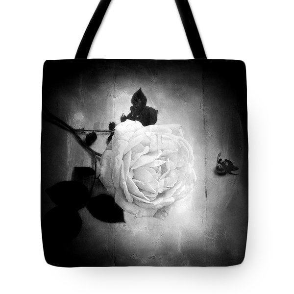 Ambridge English Rose Tote Bag by Louise Kumpf