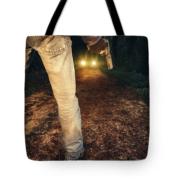 Ambush Tote Bag by Carlos Caetano