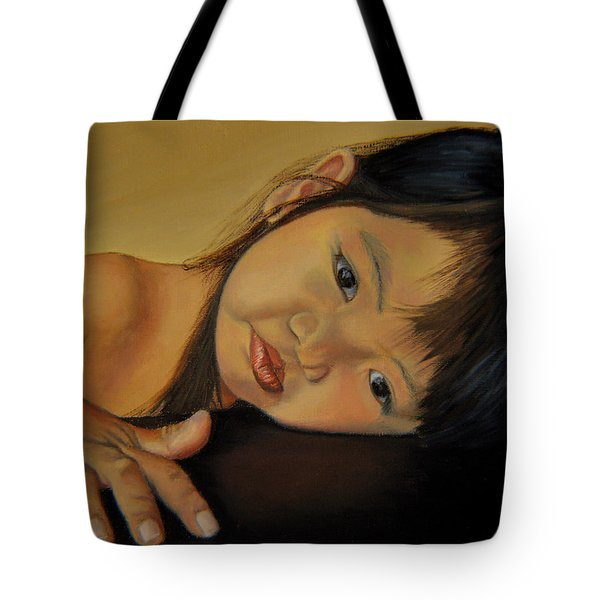 Amelie-an 11 Tote Bag