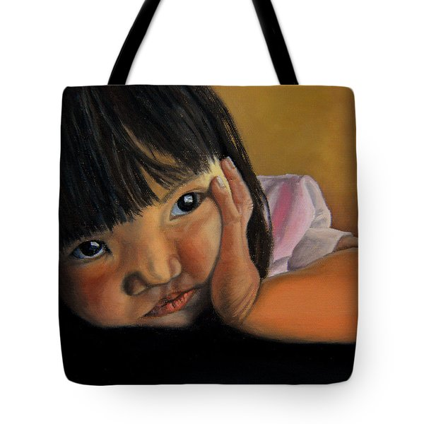 Amelie-an 2 Tote Bag