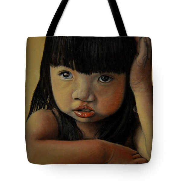 Amelie-an 3 Tote Bag by Thu Nguyen