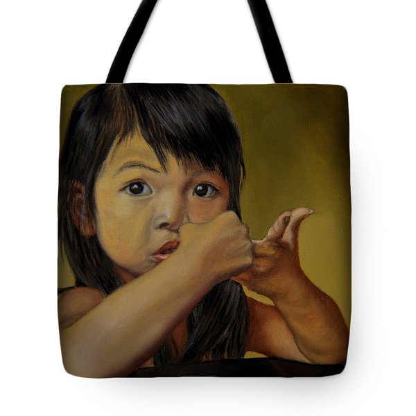 Amelie-an 9 Tote Bag