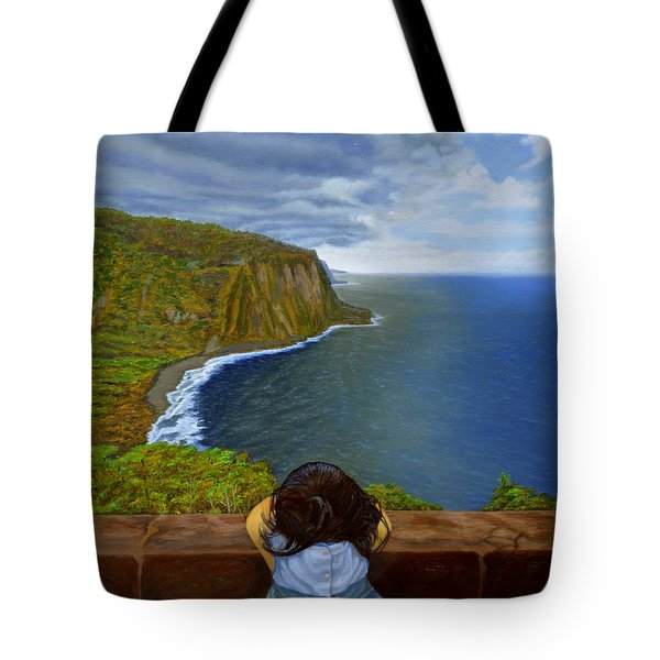 Amelie-an 's World Tote Bag by Thu Nguyen