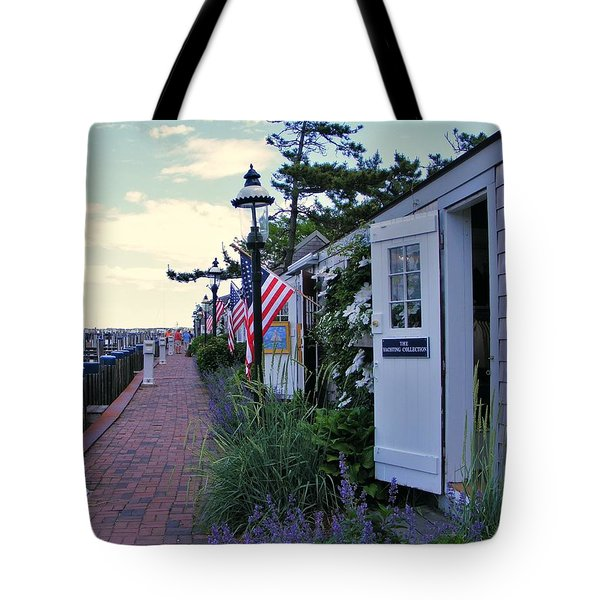 America The Beautiful Tote Bag by James McAdams