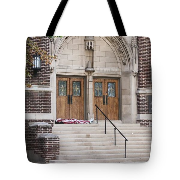 Tote Bag featuring the photograph America The Beautiful by Janice Rae Pariza