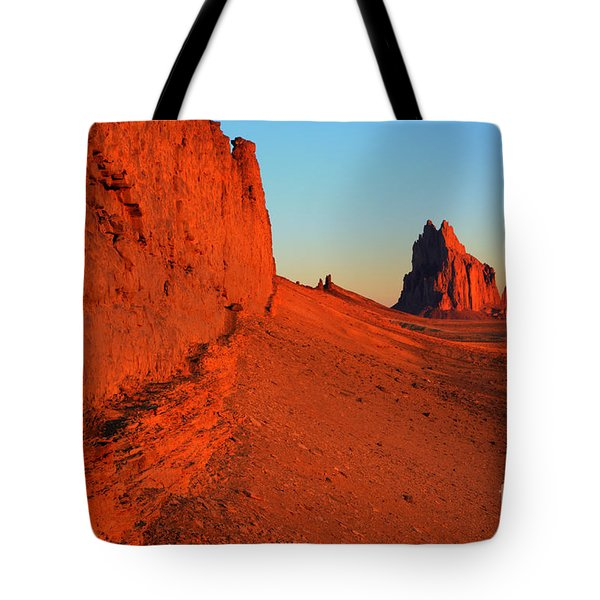 America The Beautiful New Mexico 1 Tote Bag by Bob Christopher