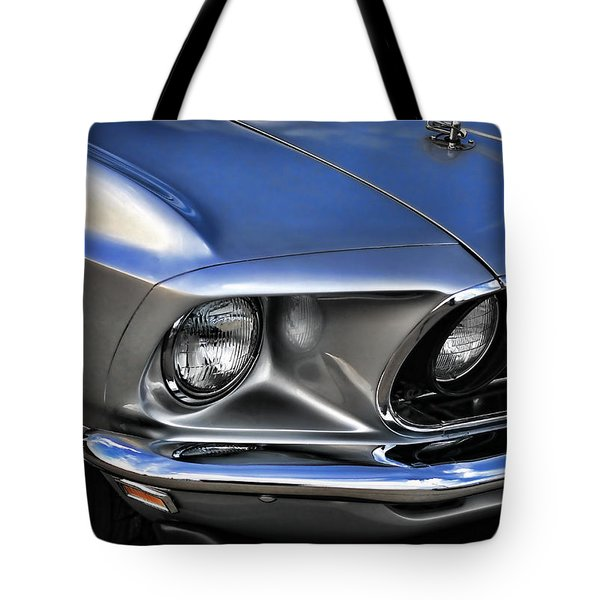 American Badass Tote Bag by Gordon Dean II