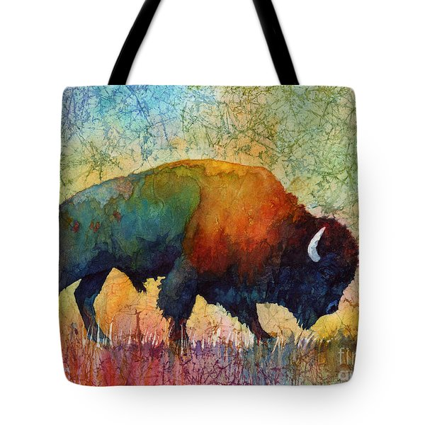 American Buffalo 4 Tote Bag