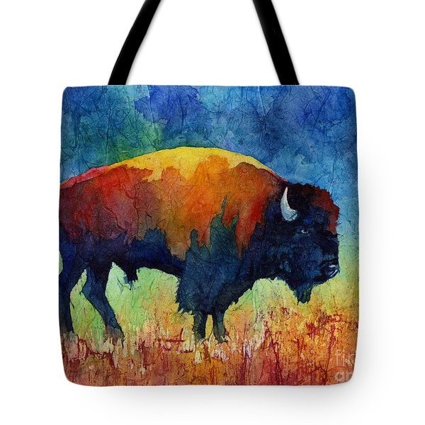 American Buffalo II Tote Bag