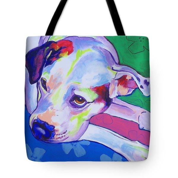 American Bulldog - Raja Tote Bag