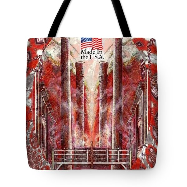 American Dream Renew Tote Bag