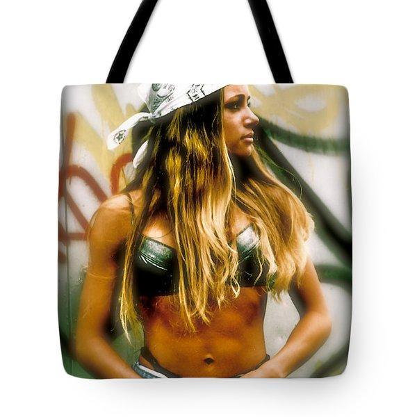 American Grunge  Tote Bag