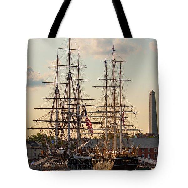 American History Tote Bag by Brian MacLean