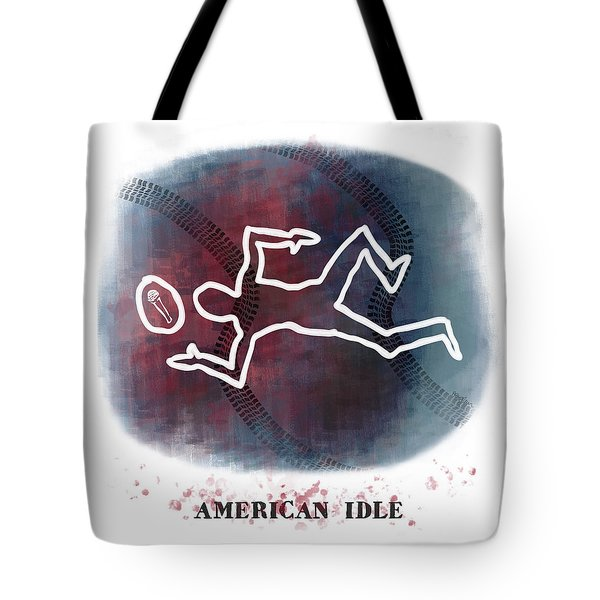 American Idle Tote Bag