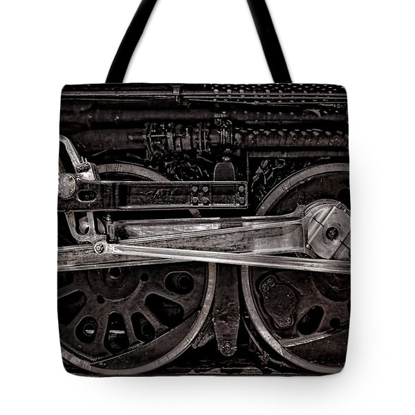 Tote Bag featuring the photograph American Iron by Ken Smith