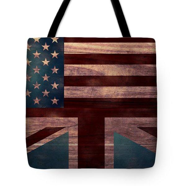 American Jack I Tote Bag