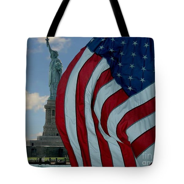 American Liberty Tote Bag