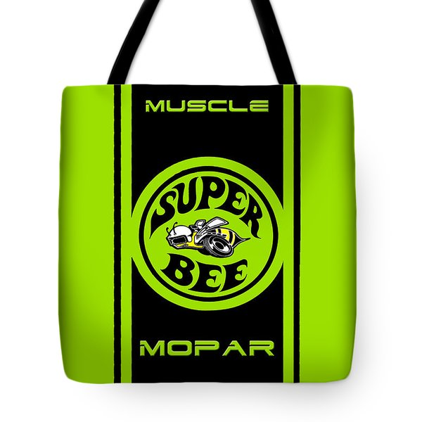 American Muscle - Mopar Tote Bag