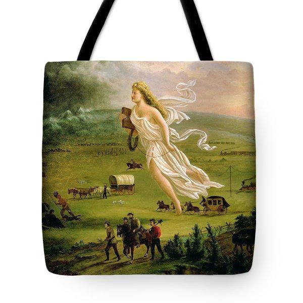 American Progress Tote Bag