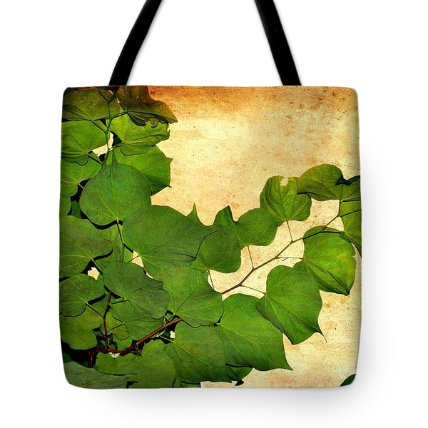 Tote Bag featuring the photograph American Redbud by Denise Tomasura
