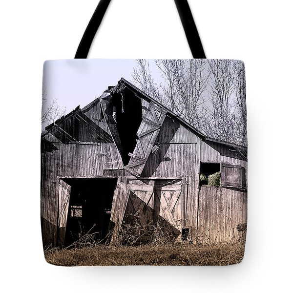 American Rural Tote Bag