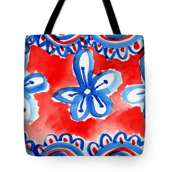 Americana Celebration 2 Tote Bag