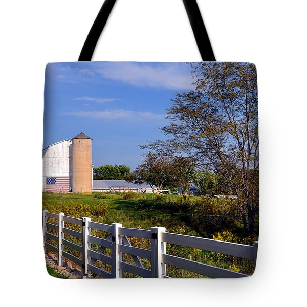 Missouri Americana Tote Bag