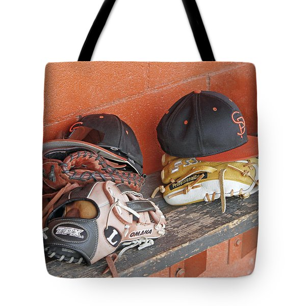 America's Pastime  Tote Bag by Shoal Hollingsworth