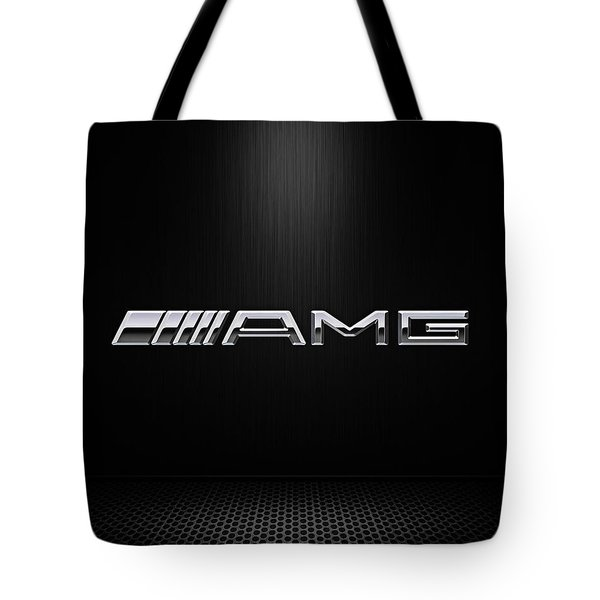 Amg Center Stage Tote Bag