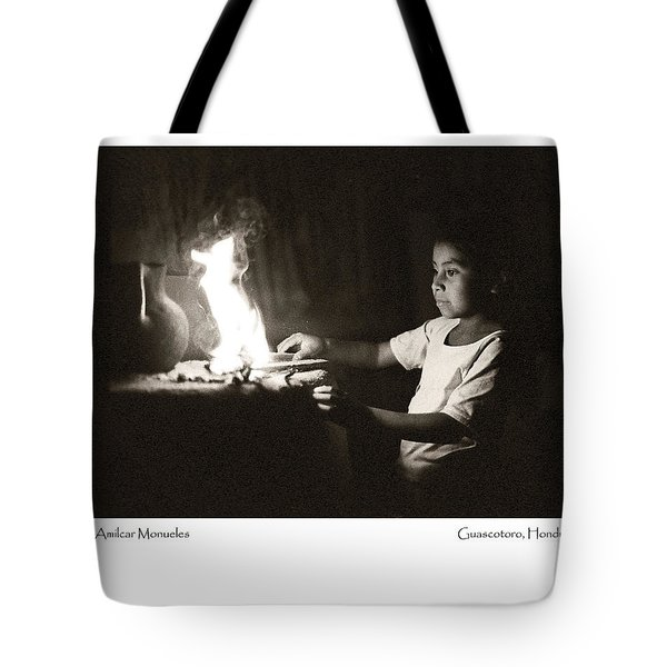 Amilcar Monueles Tote Bag by Tina Manley