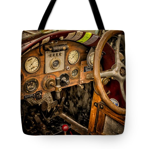 Tote Bag featuring the photograph Amilcar Riley Special  by Adrian Evans