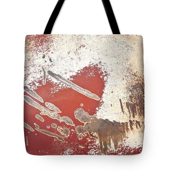 Amoeba  Amoebae Abstract Tote Bag by Lee Craig