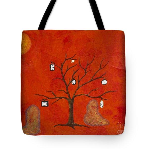 Amoeba Tote Bag