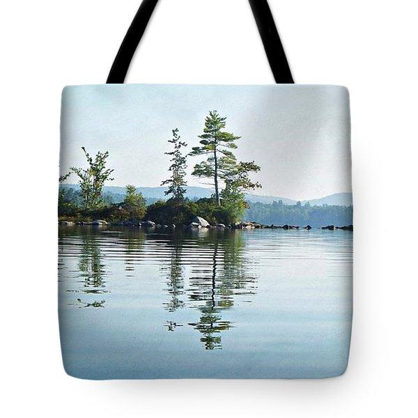 Among The Islands Tote Bag