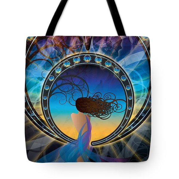 Amore E Nostalgia Tote Bag by Kenneth Armand Johnson